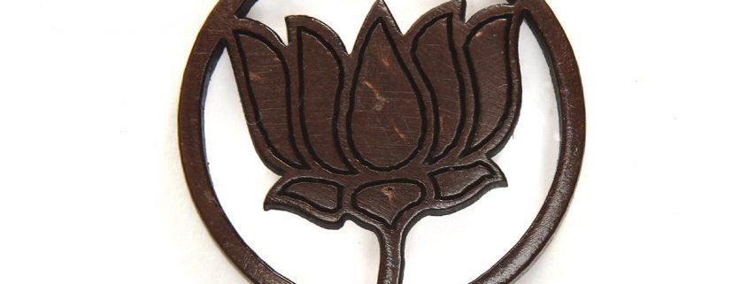 autres bijoux pendendif lotus coco