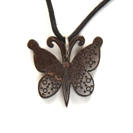 autres bijoux pendendif papillon coco