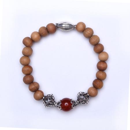 bracelets santal pierre