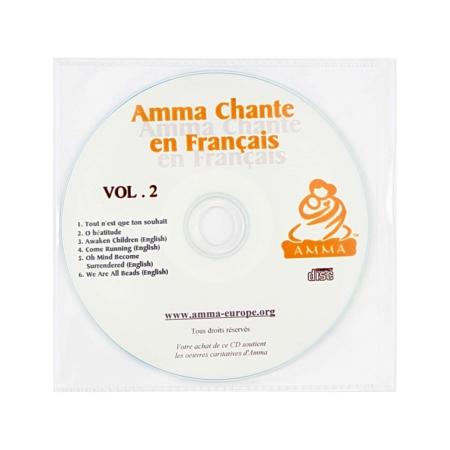 cd français amma chante en français vol deux