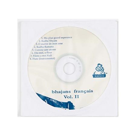 cd français bhajans français vol deux