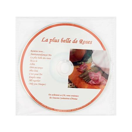 cd français la plus belle des roses