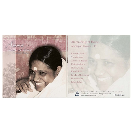 cd indiens amma sings at home vol dixneuf