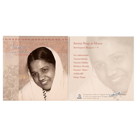 cd indiens amma sings at home vol neuf