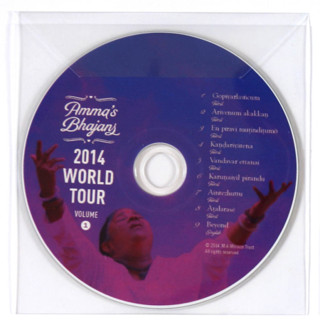 cd indiens world tour 2014 vol un