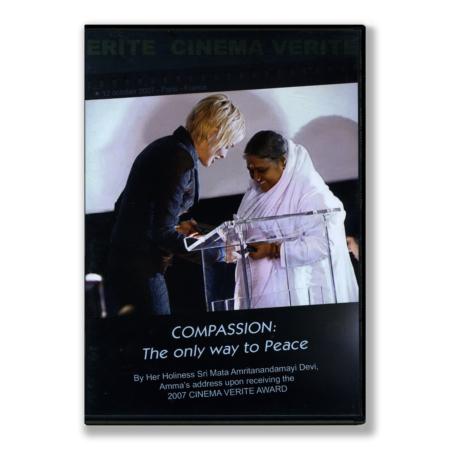 dvd compassion  seule voie