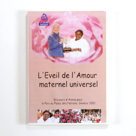 dvd eveil de lamour maternel universel