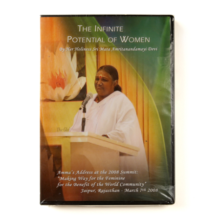 dvd the infinite potential of women