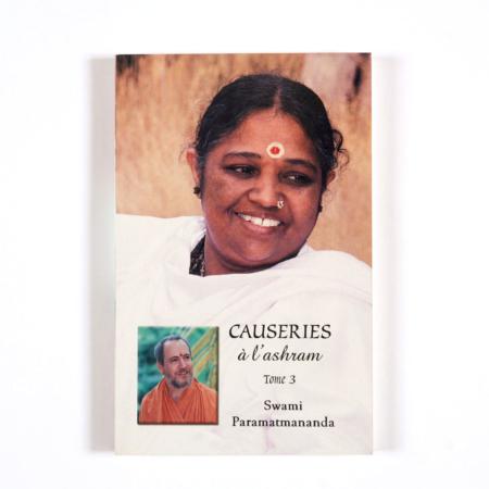 livres causeries a l ashram tome trois