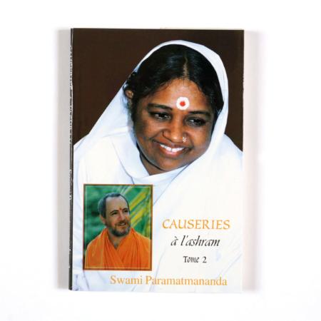 livres causeries a l'ashram tome deux