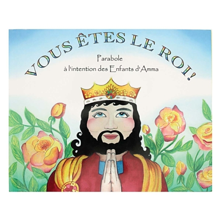livres pour enfants vous etes le roi