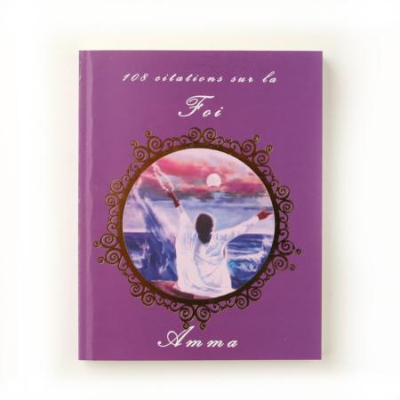 livrets 108 citations sur la foi
