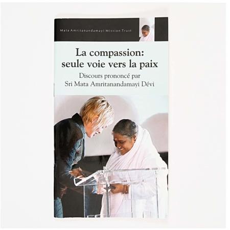 livrets compassion seule voie vers la paix
